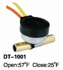 "3/4"" Refrigerator Disc Defrost Thermostat"