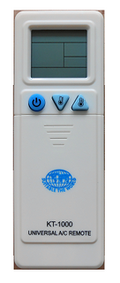 universal air conditioner remote control KT-1000