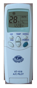 universal air conditioner remote control KT-518