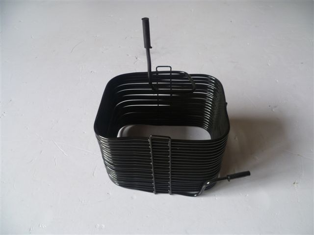 Roll Condenser Coils compressor unit standard for Refrigerator