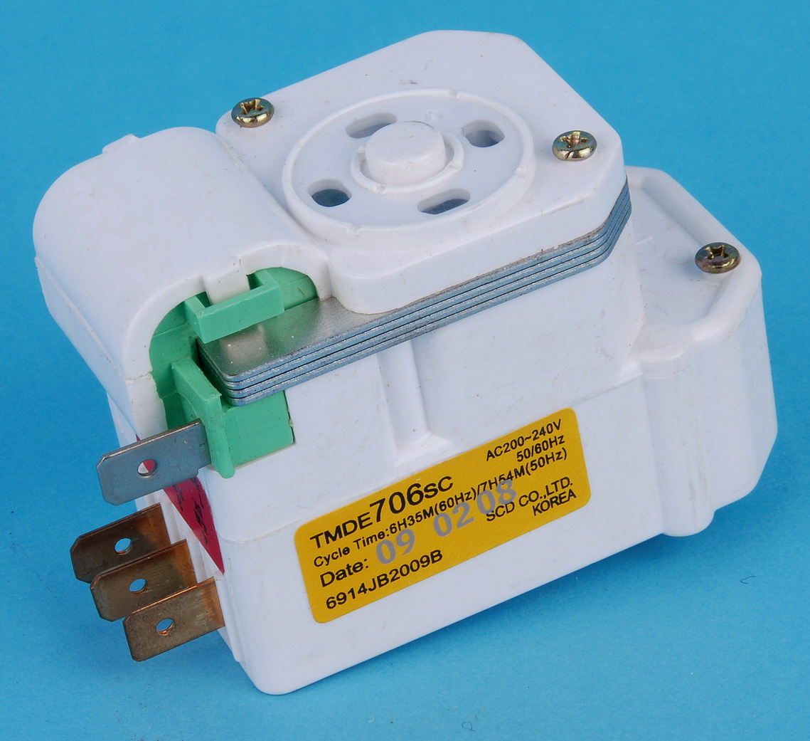 Commercial Freezer Defrost Timer Wiring