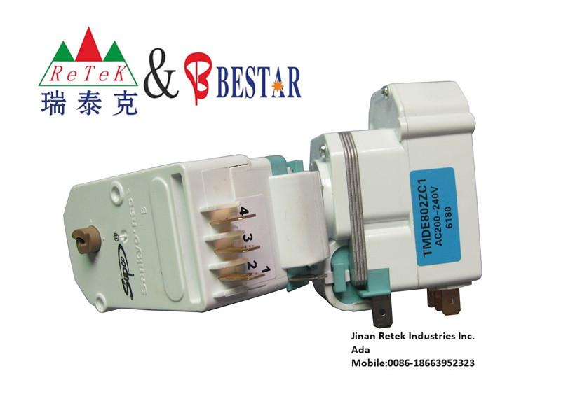 Tmde Series Defrost Timer
