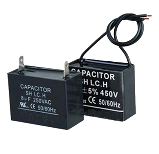 Box Type Run Capacitor (CBB-61)