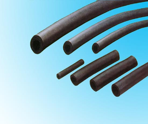 1/4 inch tube black foam insulation tube