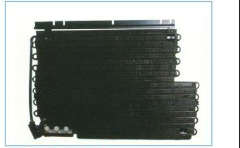 Car air conditioner Condenser