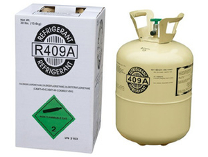 High Purely R409 Refrigerant Gas