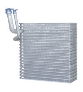 Aluminium Car Air conditioning Evaporator