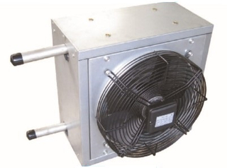 DRHK-02 Commercial Copepr Heat Exchanger for Low Temperature Cold Room