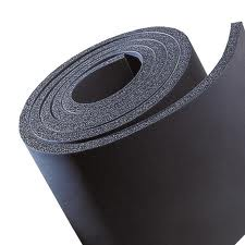 hvac thermal rubber insulation sheet
