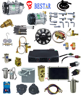 Auto AC Part (auto air conditioning part)