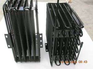 Industrial Wire On Tube Freezer Condenser