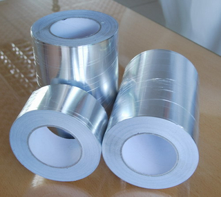 HVAC Aluminium foil adhesive tape for chillers