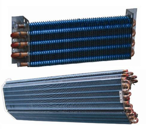 Copper Dehumidifier Evaporator