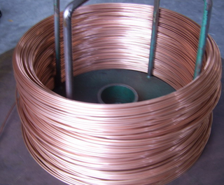 Refrigeration Parts Plastic Coated Copper Tube