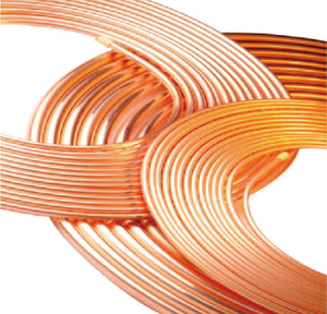 High Quality Pair Coil Copper Tube