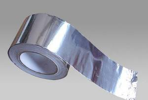 aluminium foil tape for thermal insulation engineering