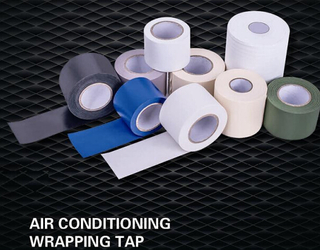 Insulation Pipe Wrapping Tape Air Conditioning Tape