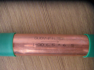 R134A Copper Filter Drier For Refrigeration