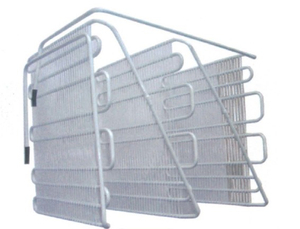Aluminum Wire Tube Evaporator For Refrigeration