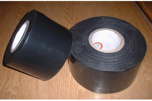 Black Air Conditioning Wrapping Tape