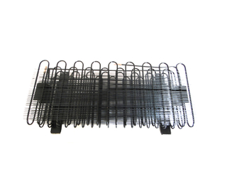 Black Colour Wire Tube Condenser for Refrigerator