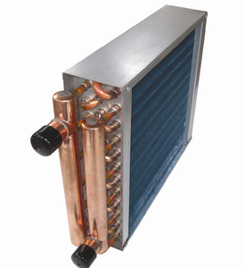Copper Tubular Heat Exchangers for outdoor wood furnace