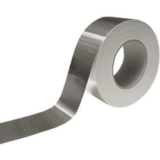 HVAC aluminium foil tape for thermal insulation