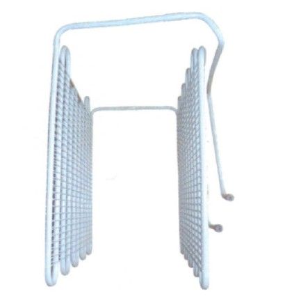 White Iron Bundy Wire Tube Evaporator for Refrigerator