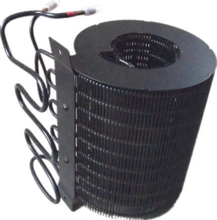 Roll Type Refrigeration Wire Condenser