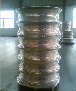 Refrigeration And Air Conditioner Large Coil Copper Tube