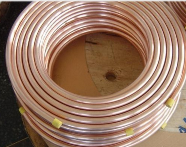 Commercial Copper Tube for Refrigeration Parts