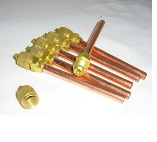 AIR CONDITIONER PARTS ACCESS VALVE