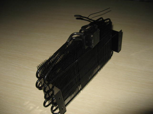 Commercial Bundy Tube Semiconductor Wire Condenser For Fridge