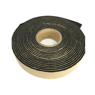 NBR air conditioner Insulation Rubber Foam Tape with Self-adhesive